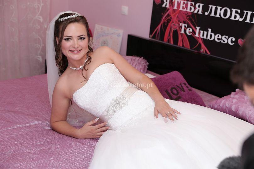 Noiva Diana