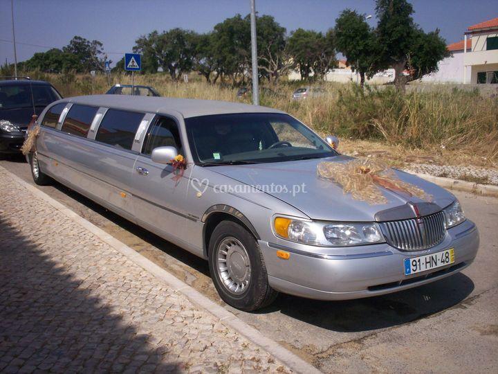 Limousine Prata