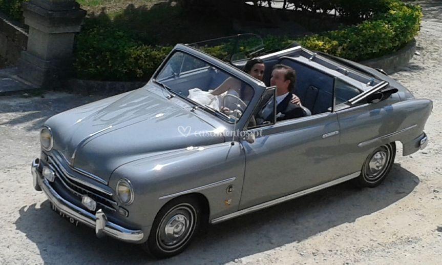 Fiat 1400 - 1950