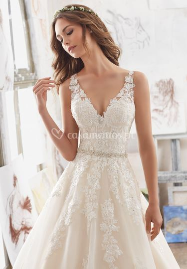Vestido 5510