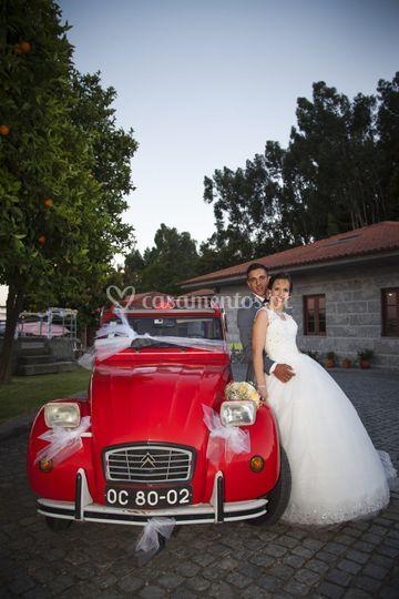 L&J casamento