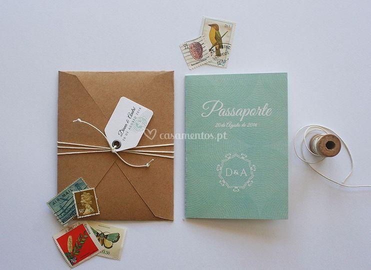 Modelo Passaport