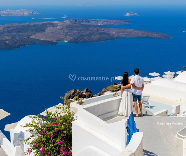 Lua de Mel Grécia
