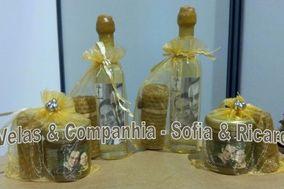 Velas & Companhia - Sofia e Ricardo