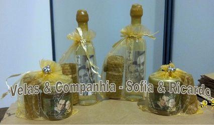 Velas & Companhia - Sofia e Ricardo 1