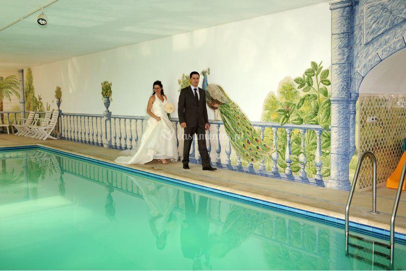 Interioda piscina