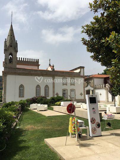 Palácio igreja velha
