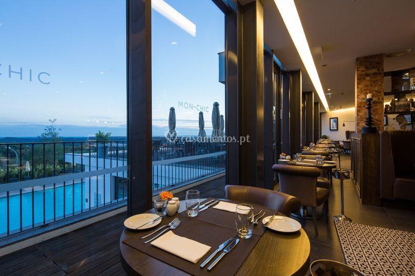 Mon Chic restaurante