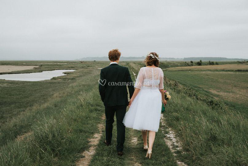Justine e Guillaume