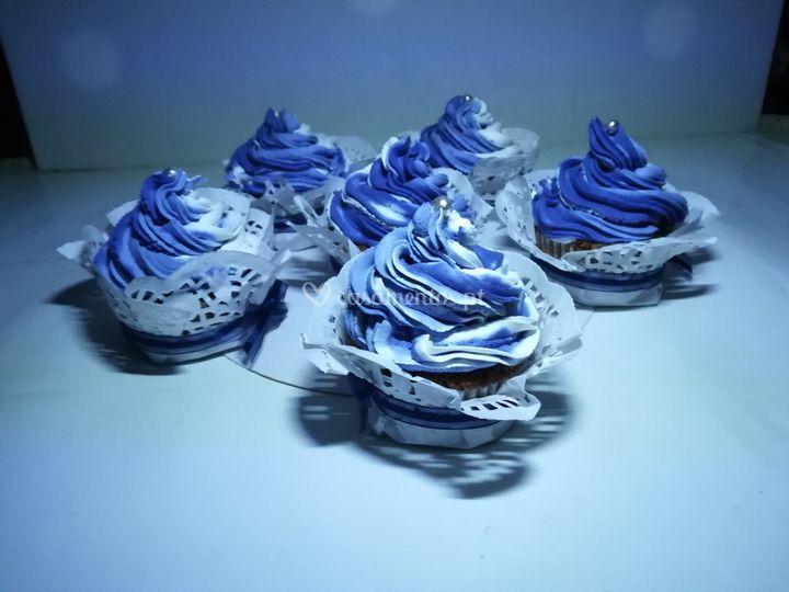 Cupcakes para decoração