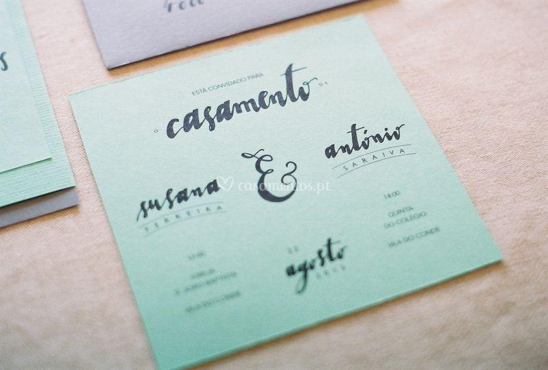 Conjunto II - Convite