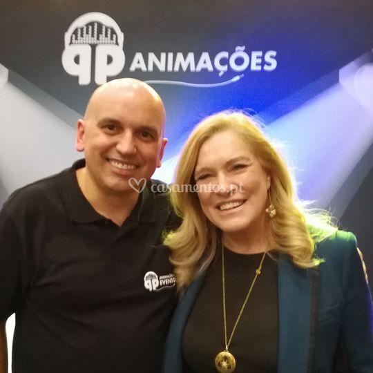 PPanimações e Teresa Guilherme