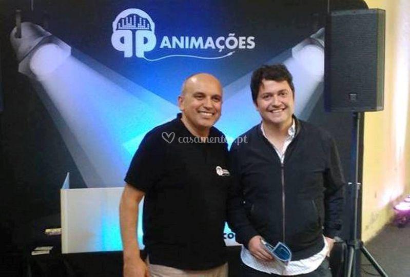 PPanimações e Fernando Alvim