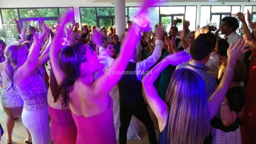 Pista Dança