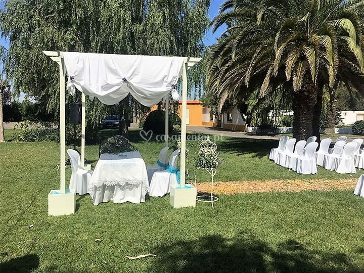 Cerimónia casamento civil
