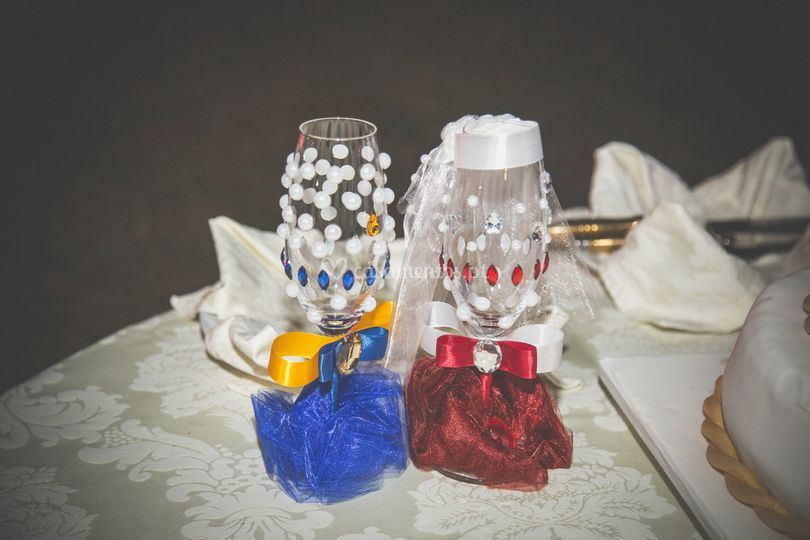 Personalização dos copos