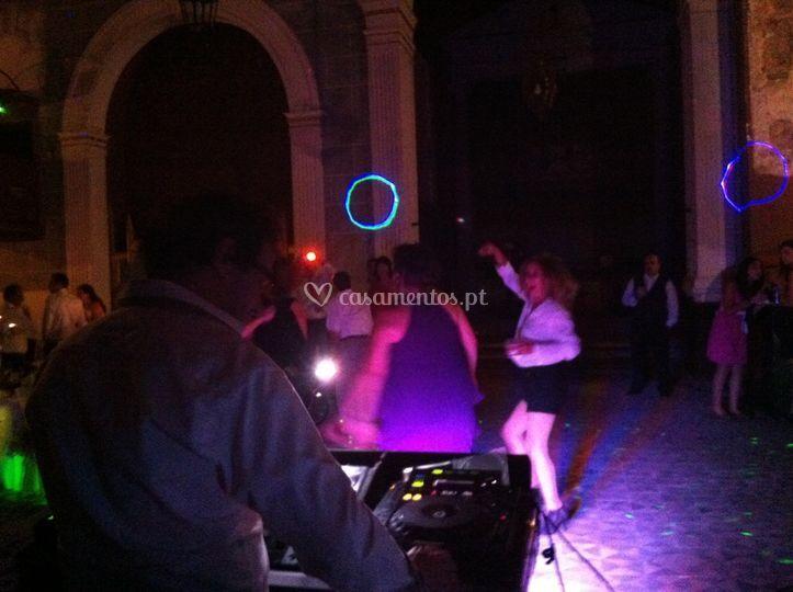Casamento - DJ Pepper