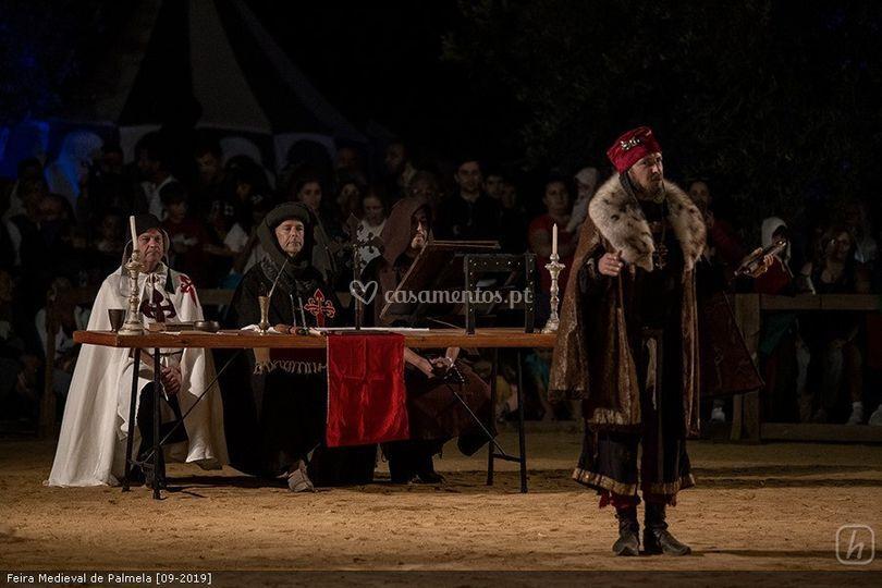Medieval - recriação histórica