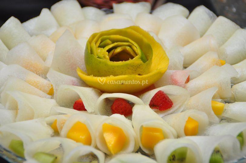 Fruta laminada Quintas& Cateri