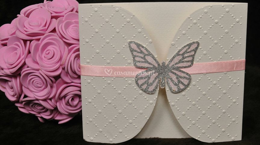 Convite mariposa