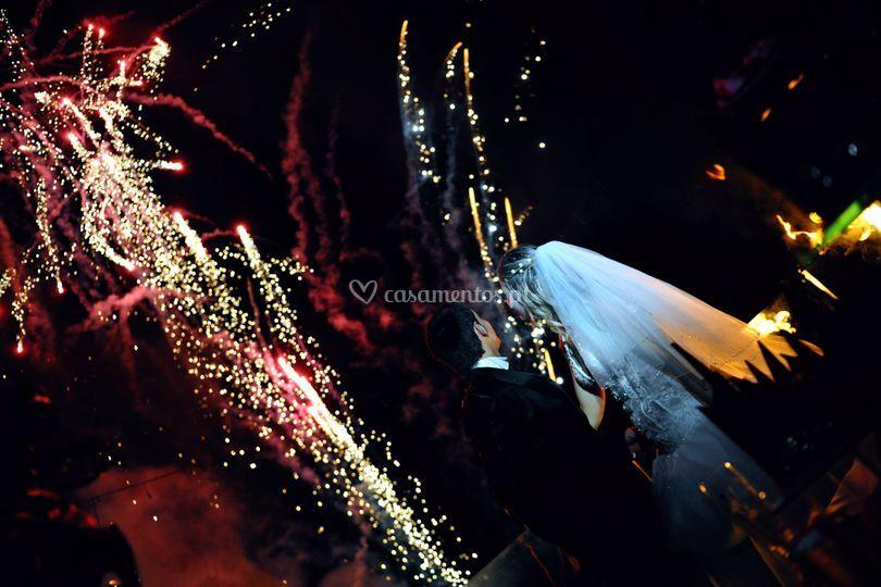 Quinta D. José fogo de artifício