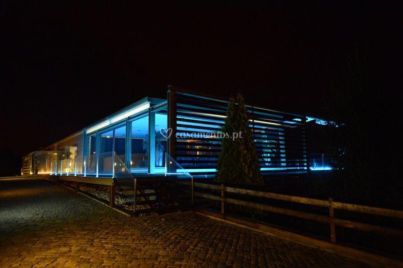 Quinta D. José vista nocturna