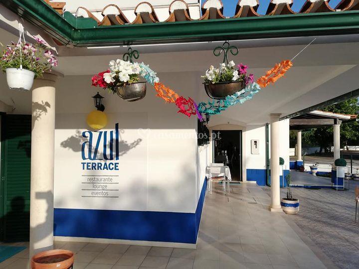 Azul Terrace