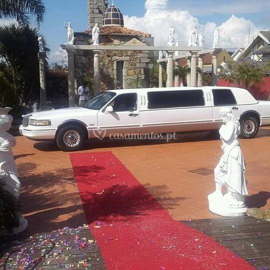 Limousine Branca