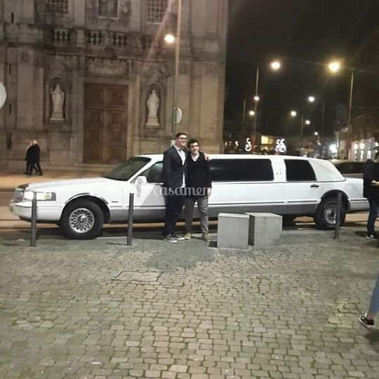 Limousine 9 lugares