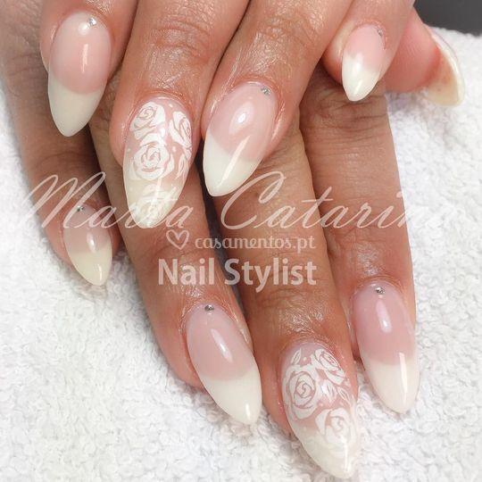 Francesa, Nail art