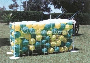 Balões presos