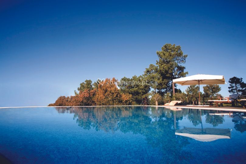 Montebelo viseu hotel spa for Piscina exterior