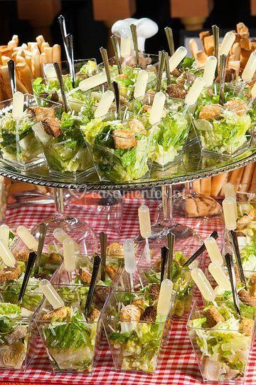 Salada cesar