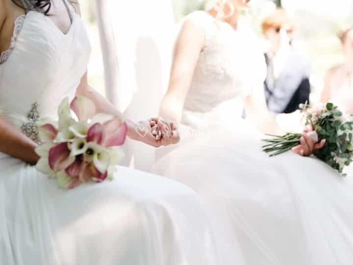 Casamentos união simbólica