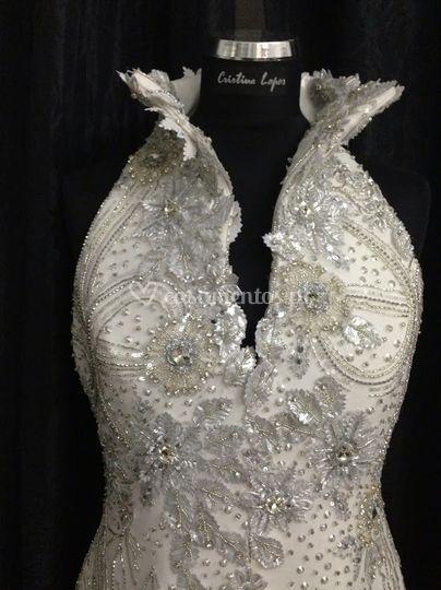 Vestido noiva cl