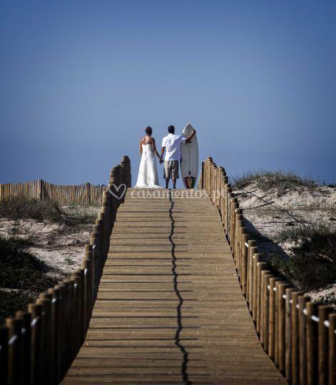 Um casamento feliz se constrói