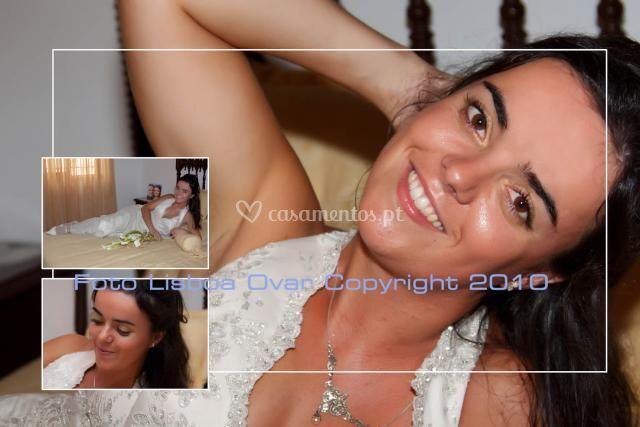Composição com a noiva - Foto Lisboa©