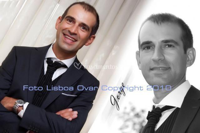 O noivo - Foto Lisboa©