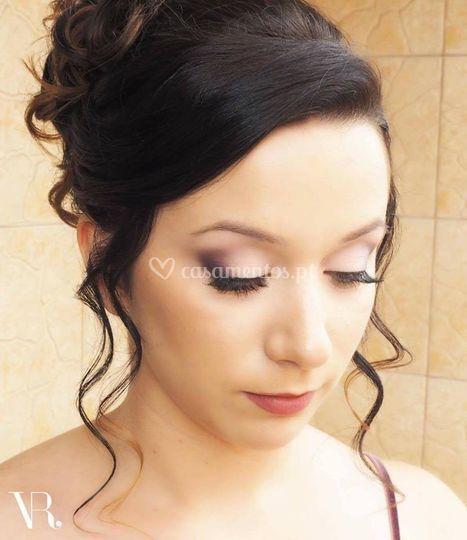 Maquilhagem de noiva