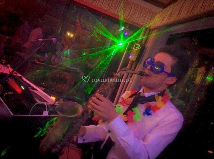 Casamento - live act dj