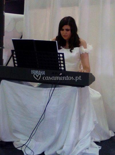 Pianista - Sofia Vieira