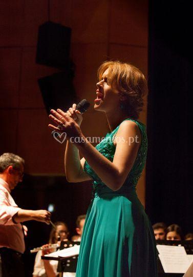 Silvana Faustino em Concerto