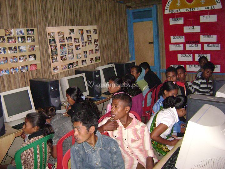 Voluntariado em Timor-Leste