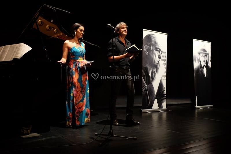 Evento com Alexandre Borges
