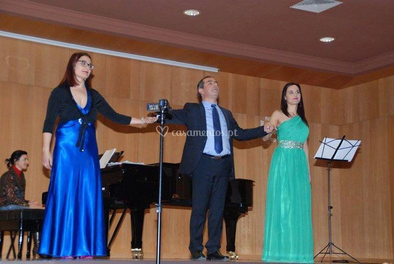 Recital canto e piano