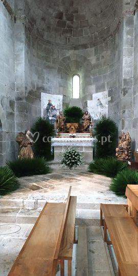 Decoração de altares
