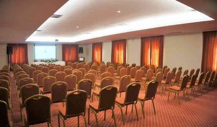 Sala de reuniões eventos