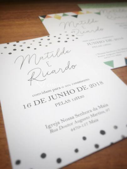 Convite dots