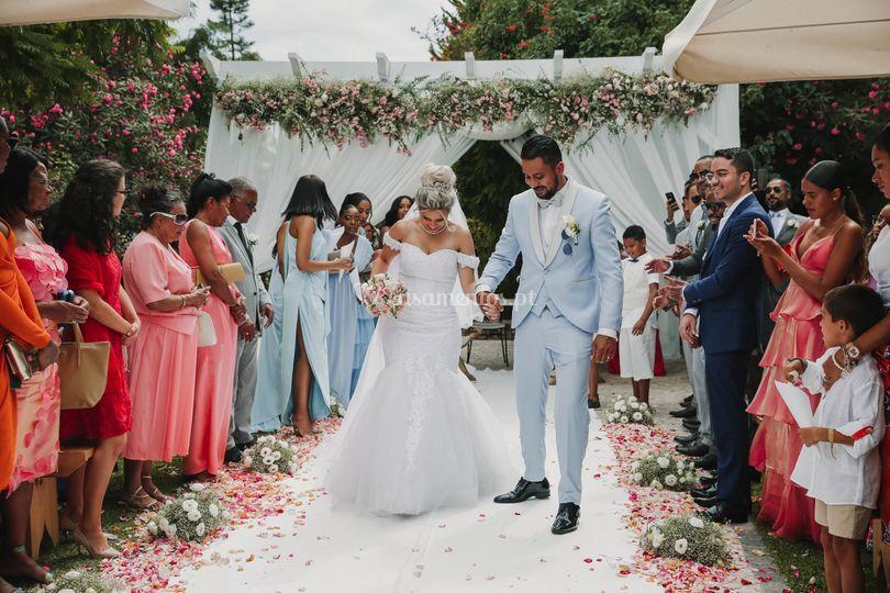 Casamento na Quinta