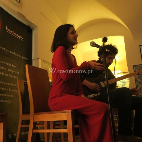 Margarida e Ricardo - Concerto